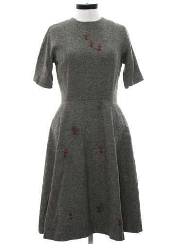 1960's Alex Coleman Mod Dress