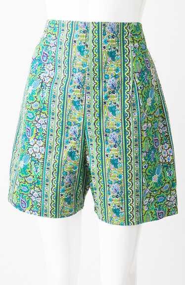 Fifties Beatnik Shorts