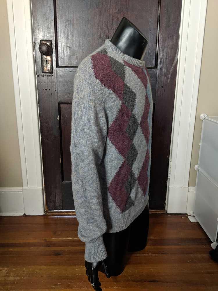 Italian × Italian Designers Amita vintage wool ar… - image 5