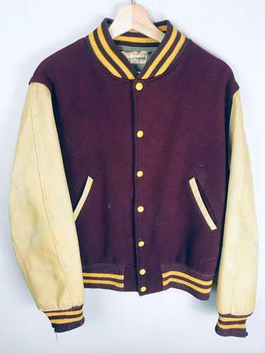 American Vintage × Varsity Jacket × Vintage Vintag