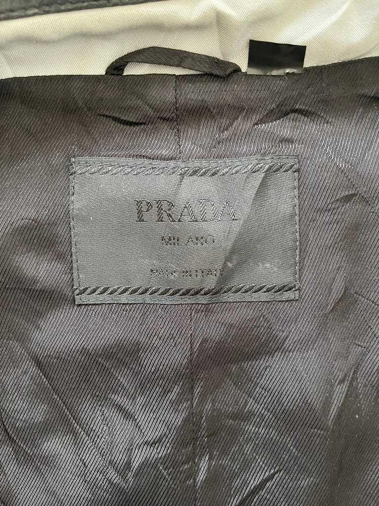 Prada × Vintage 90's Vintage Prada jacket size M … - image 6