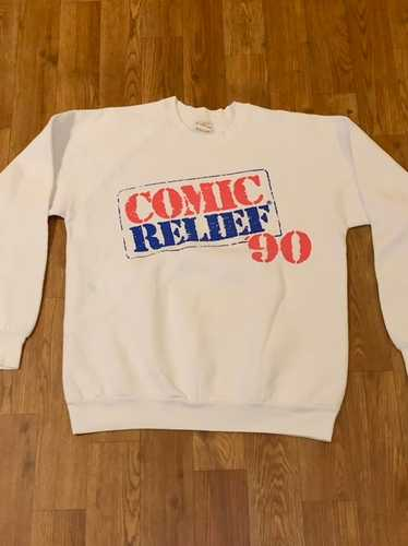 Vintage Comic Relief Robin Williams Whoopi Goldber