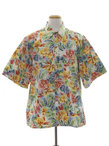 1990's Campia Mens Hawaiian Shirt