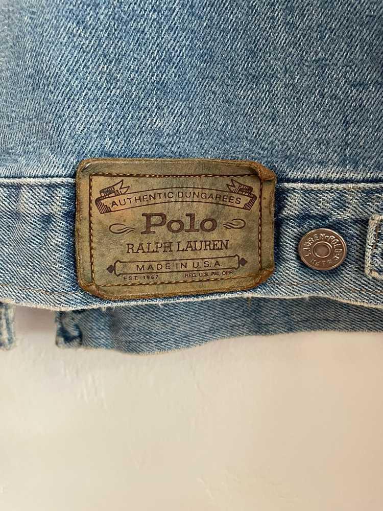 Polo Ralph Lauren × Vintage 80's Polo Ralph Laure… - image 5