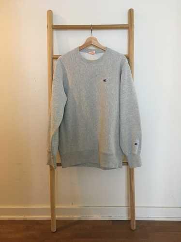Champion Champion Reverse Weave Sweatshirt Grey XL
