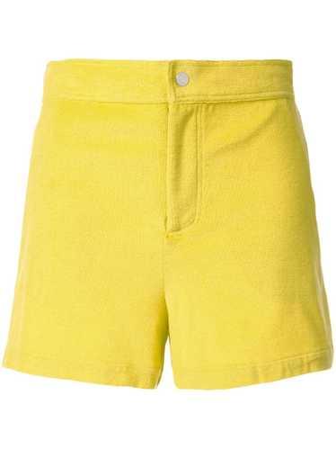 Hermès pre-owned short pants - Yellow