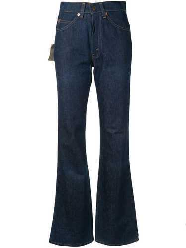 Fake Alpha Vintage 1980s Dead Stock 517 jeans - Bl