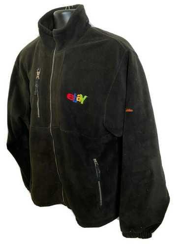 North End eBay Employee Fleece Jacket eBayana