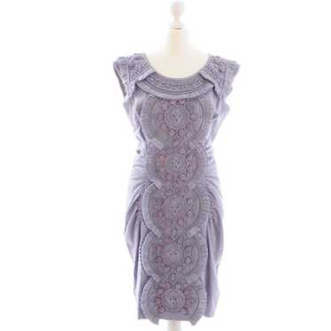 Matthew Williamson Dress in lilac