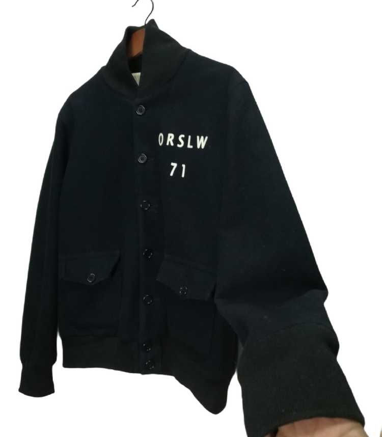 Orslow Orslow 71 Wool Jacket - image 2