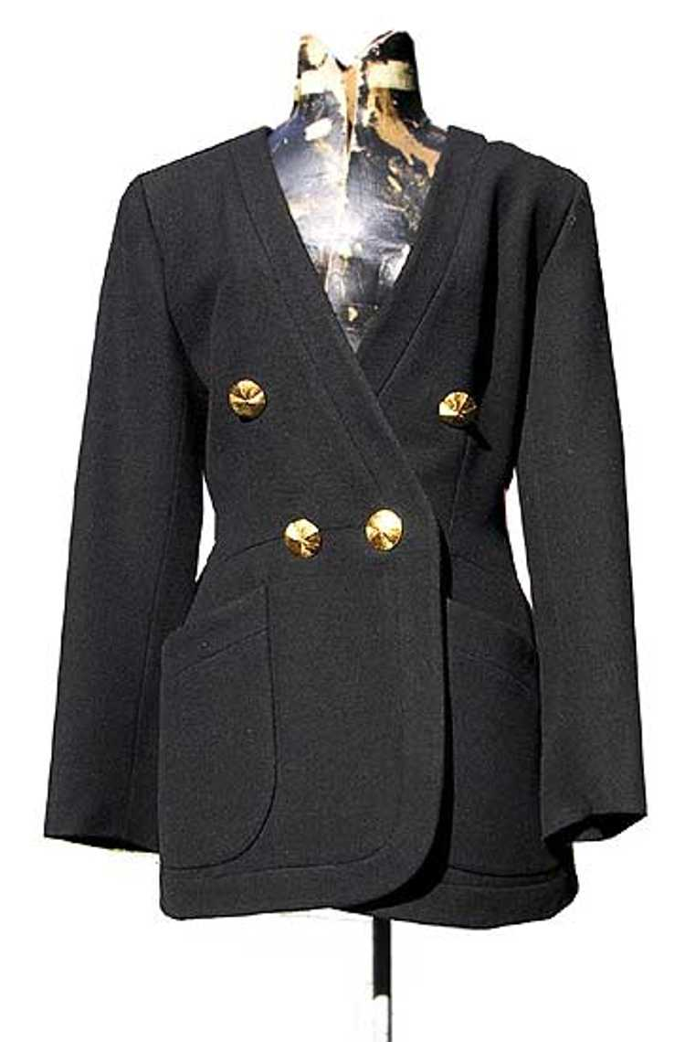 YSL Rive Gauche jacket - image 3