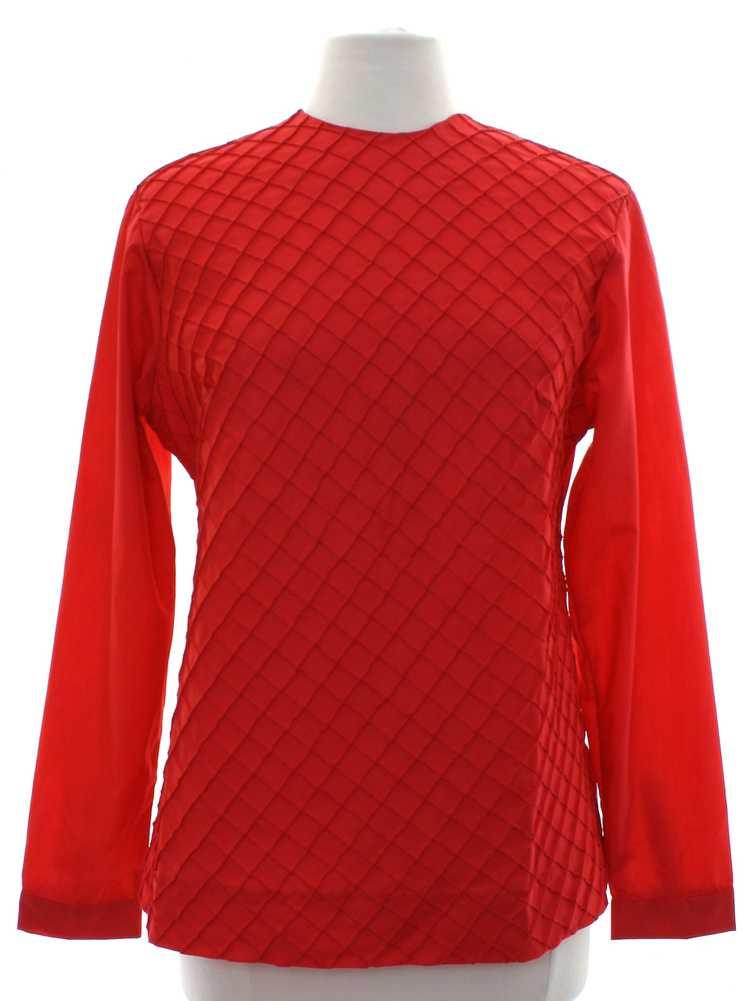 1960's H Bar C Womens H Bar C Mod Shirt - image 1