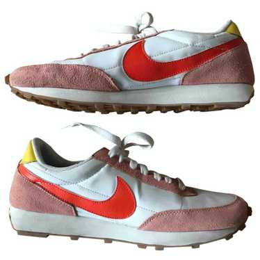 Nike Multicolour Suede Trainers for Women 5.5 UK