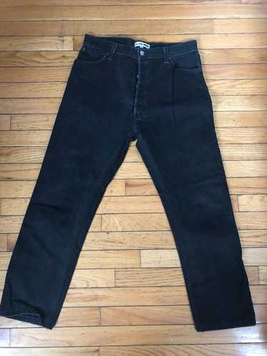 Levi's × RE/DONE Straight RE/DONE Jeans