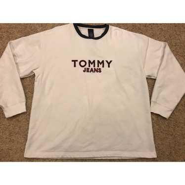 Tommy Hilfiger VTG 90's Mens XL Tommy Hilfiger Je… - image 1