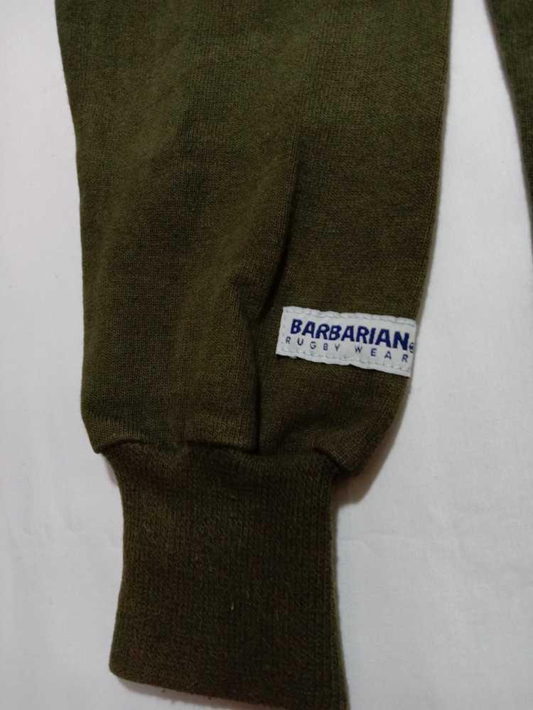 Barbarian × Streetwear × Vintage Vintage Rugby We… - image 9