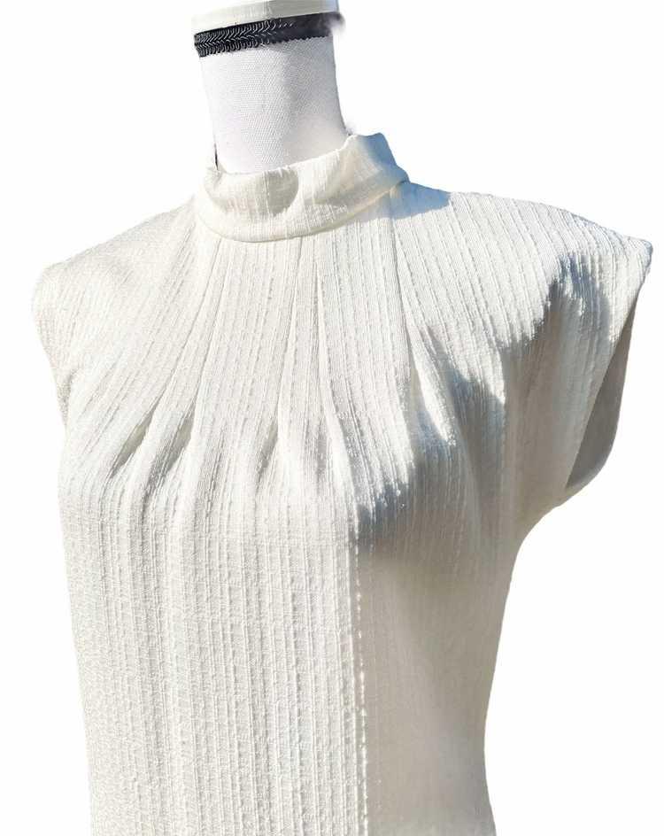 Vintage Norman Wiatt Knit Dress - image 1