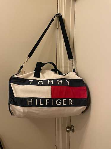 Tommy Hilfiger vintage 90's tommy hilfiger duffel
