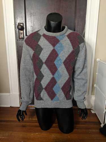 Italian × Italian Designers Amita vintage wool ar… - image 1
