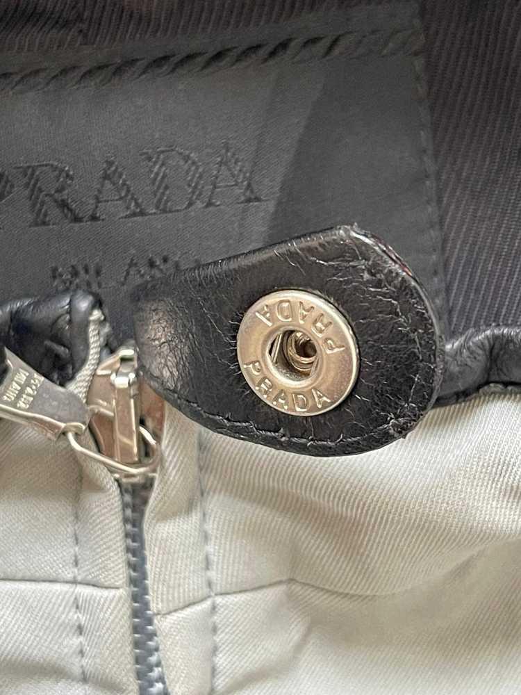 Prada × Vintage 90's Vintage Prada jacket size M … - image 8