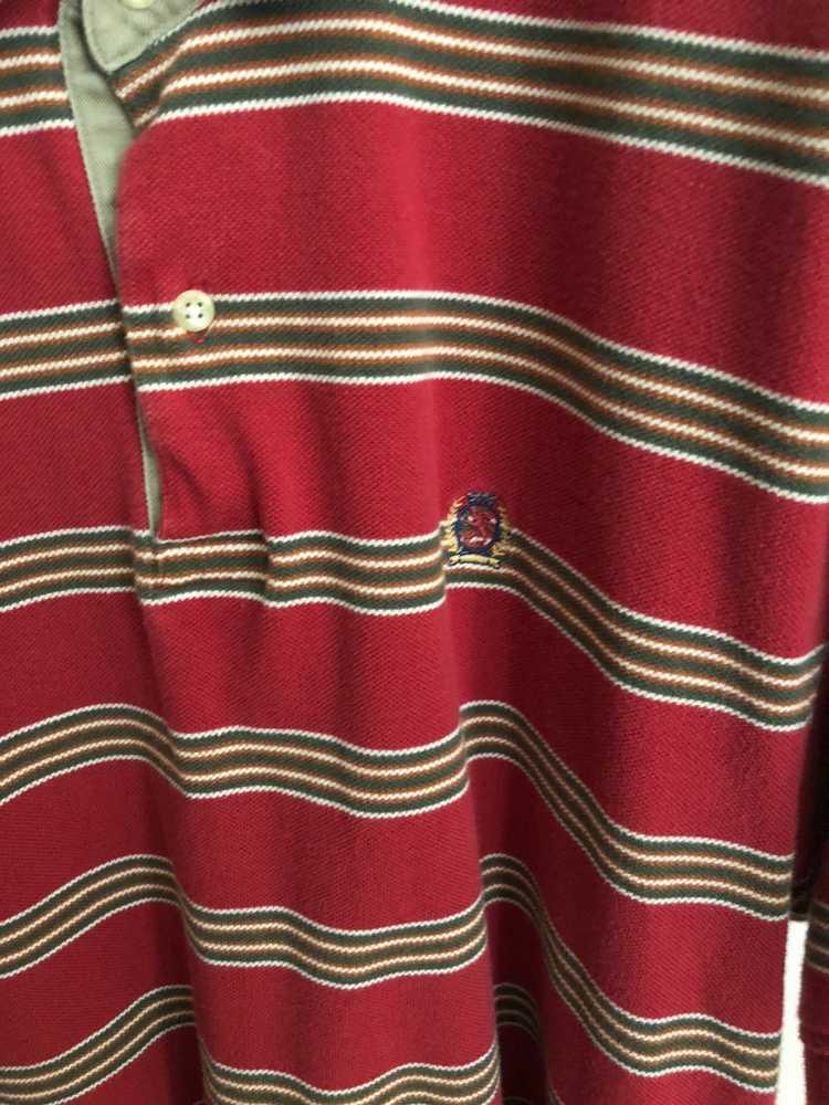 Tommy Hilfiger Tommy Hilfiger vintage stripe polo - image 4