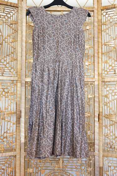 Paisley Dancing Dress