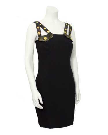 Versace Black Versace Early Dress