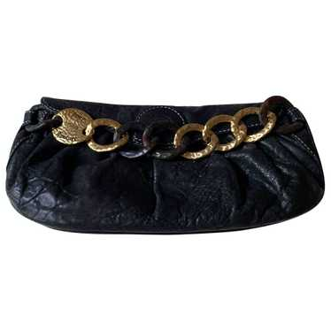 Juicy Couture Black Leather Clutch bag for Women