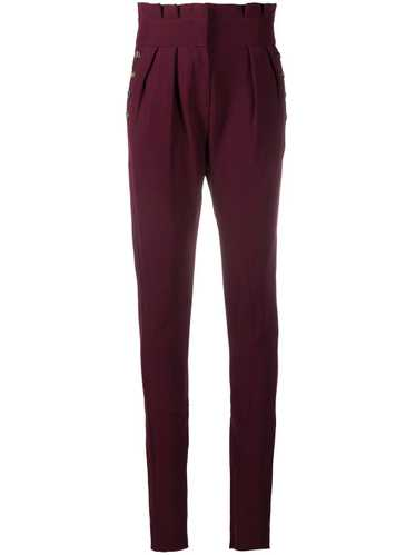 Christian Dior 2000s pre-owned slim-fit trousers -