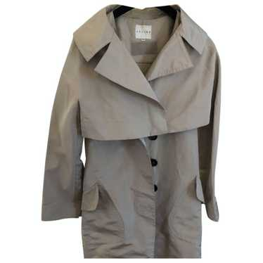 Celine Beige Trench coat for Women 38 FR