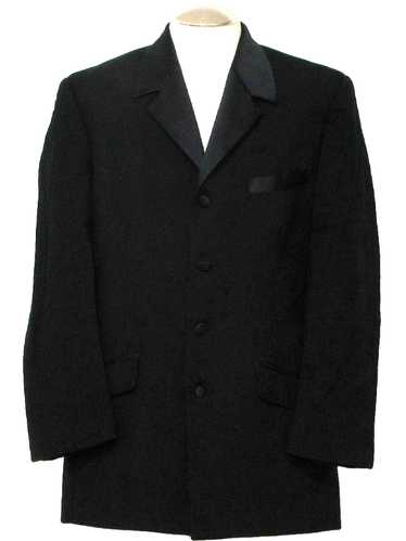 1970's Lord West Mens Mod Tuxedo Jacket