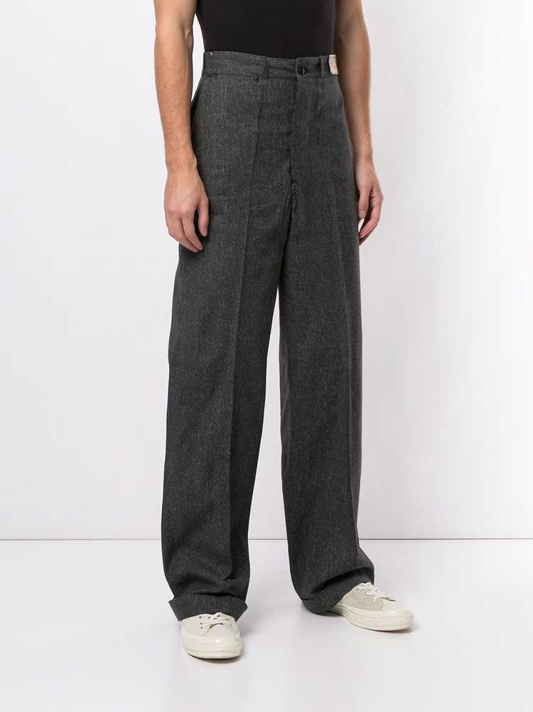 Fake Alpha Vintage 1940s tailored long trousers -… - image 2