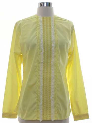 1960's H Bar C Womens H Bar C Mod Shirt