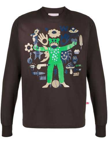 Walter Van Beirendonck Pre-Owned Walter World T-sh