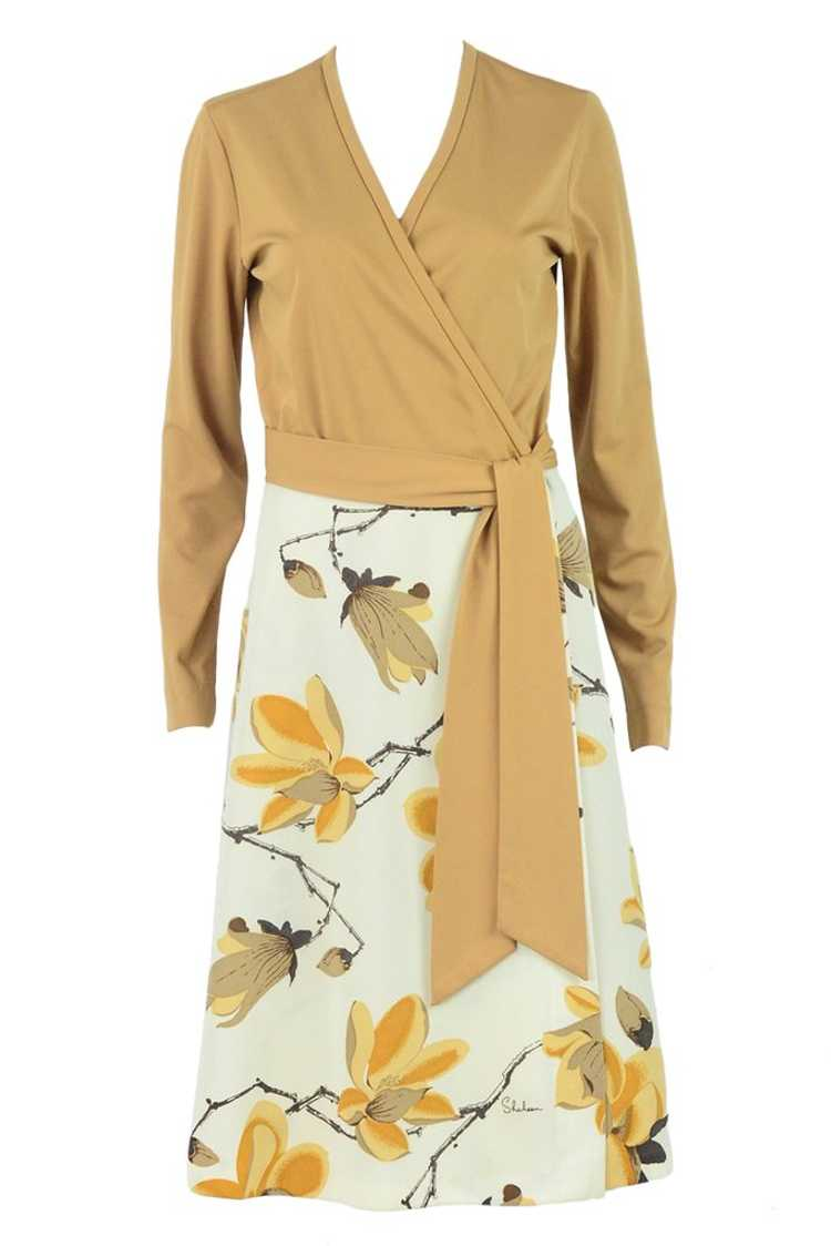 Alfred Shaheen Wrap Dress - image 1