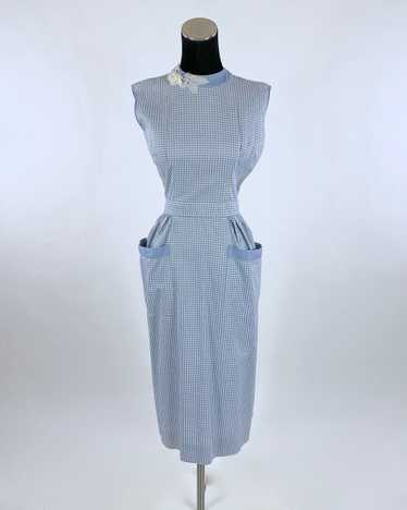 1940s House Dress - Extra Small/Small