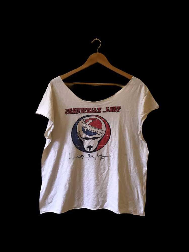 Grateful Dead sleeveless shirt American psychedelic rock band shirt Men/'s size M