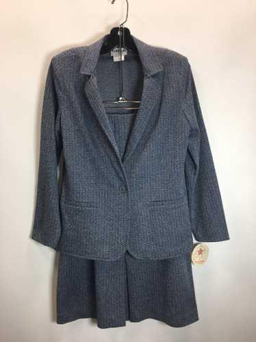 70's knit suit