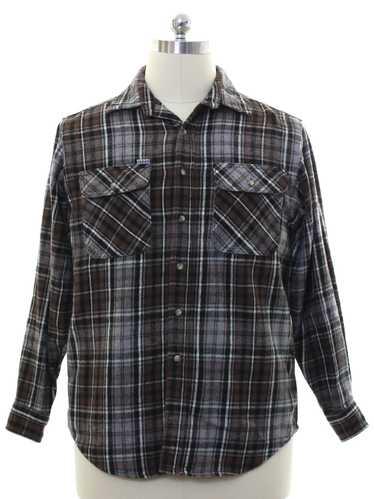 1990's Carhartt Mens Carhartt Flannel Shirt