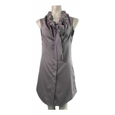 Vivienne Westwood Anglomania Grey Cotton dress for