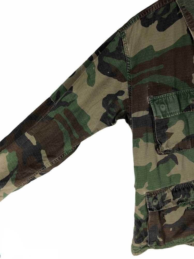 Camo × Military Vintage Military Camo Jacket - image 5