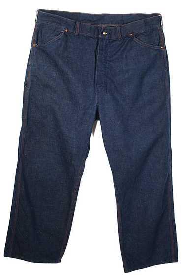 1950s Blue Jeans