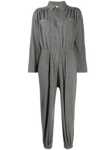 Moschino Pre-Owned 1990's utility jumpsuit - Grey