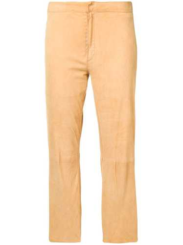 Dolce & Gabbana Pre-Owned 2000's cropped trousers