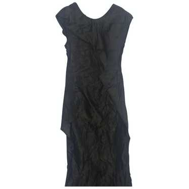Dries Van Noten Black Cotton dress for Women 40 FR