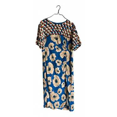 Dries Van Noten Blue dress for Women 40 FR