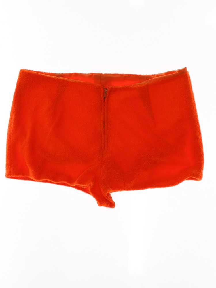 1960's Womens Terry Cloth Short Shorts - image 3