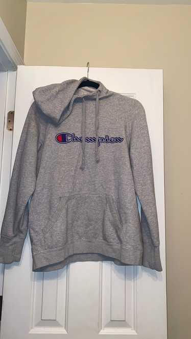 Champion Grey Champion hoodie
