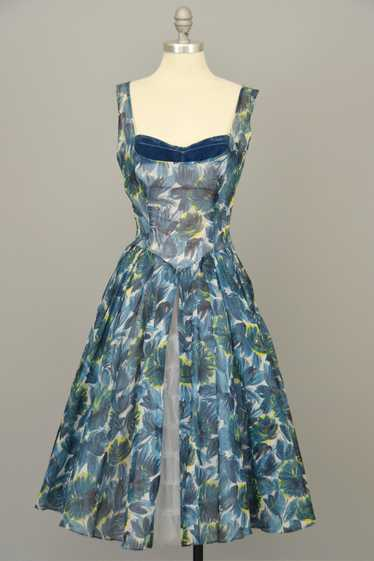 Will Steinman 1950s Retro Print Vintage Party Prom