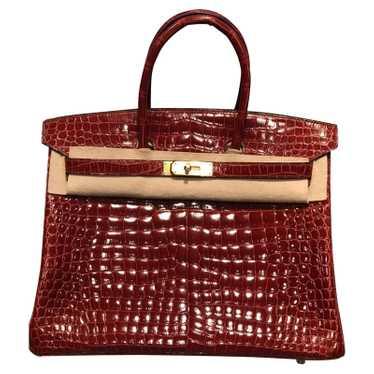 Hermès Birkin Bag 35 in Bordeaux